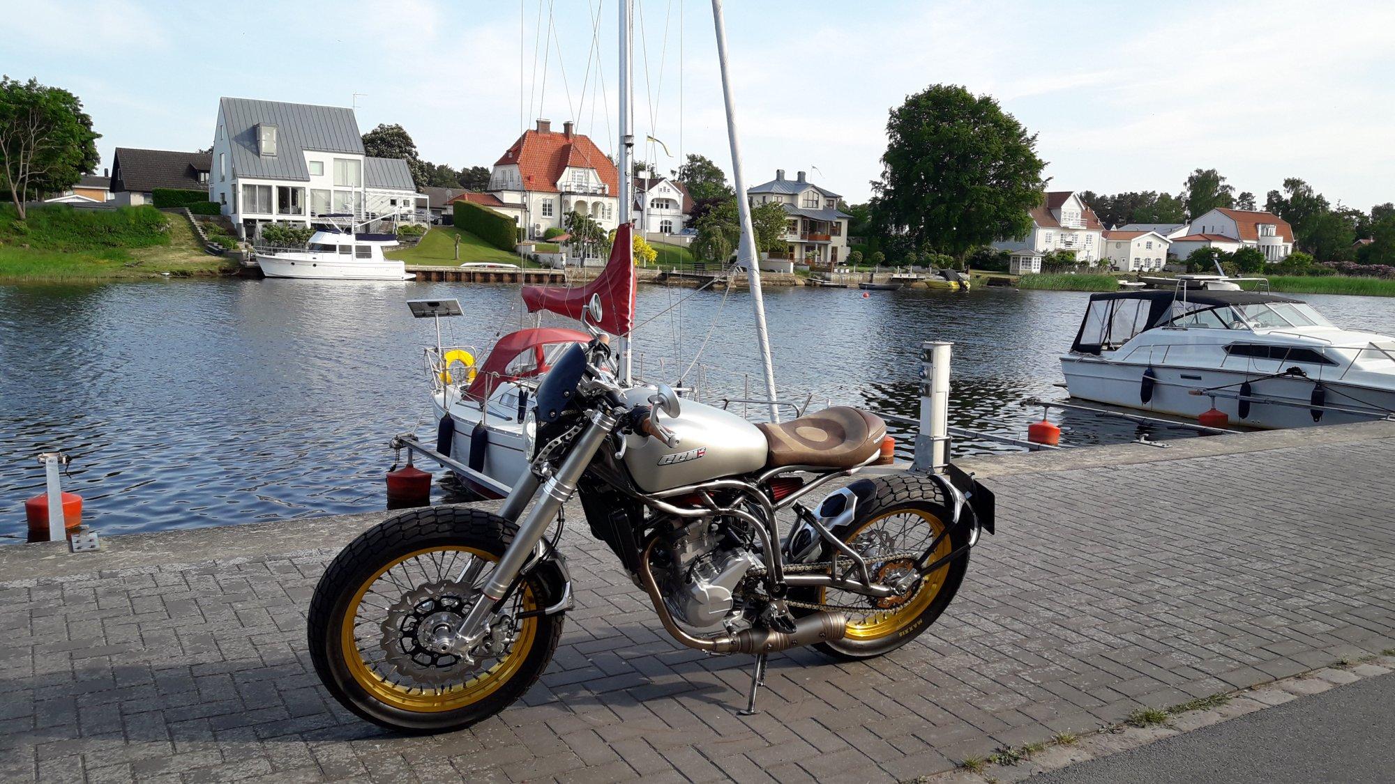 Achtung Spitfire – New bike time… | 675 cc • Triumph 675 Forum