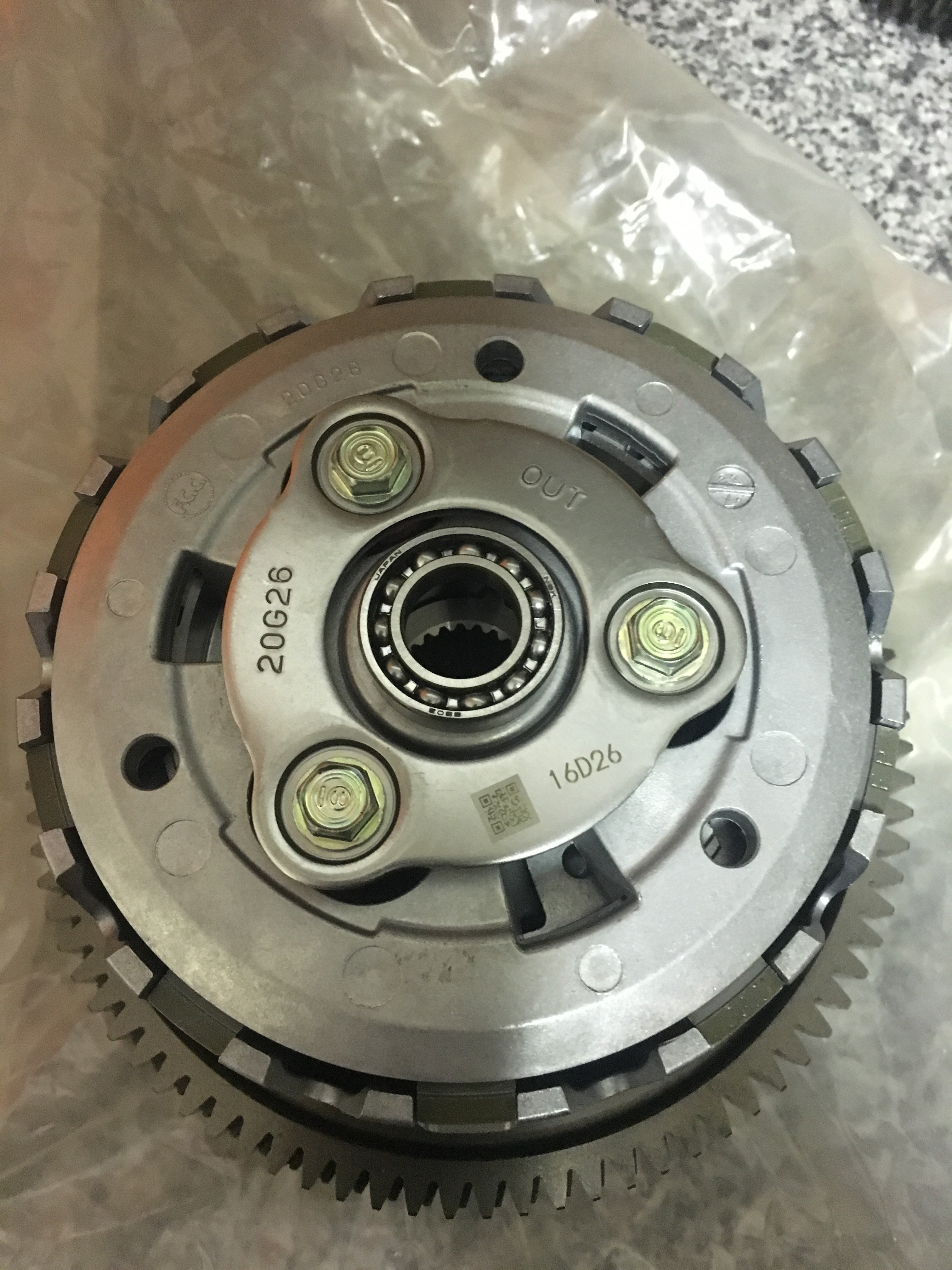 2013 Slipper Clutch New Direct Upgrade On 06 12 Engine 675cc