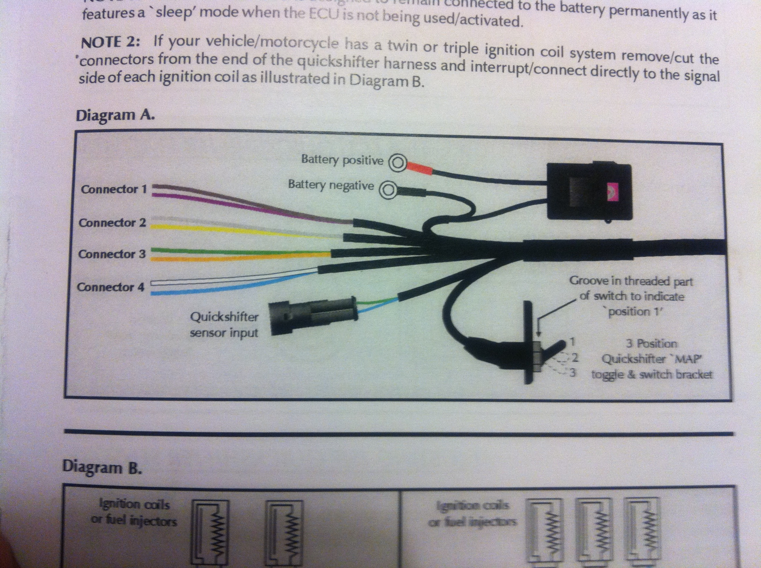 Translogic Quick Shifter Wiring Diagram Free Download Triumph Motorcycle Ignition Switch 06 08 And 09 On Qs Page 2 675 Cc U2022 Forum